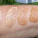 Makeup Swatches: Elizabeth Arden Tinted Moisturizer