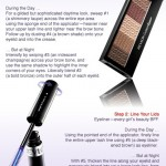 A Day To Night Eye Look From Revlon
