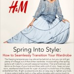 Spring into Style By H&M