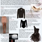 Get The Black Swan Look