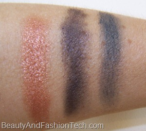 Tarte True Blood Glamour Me Swatches
