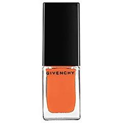 Gvienchy orange nail polish