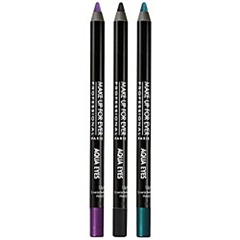Make Up forever waterproof eye liners