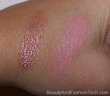 MAC Fall Collection 2011 Swatches
