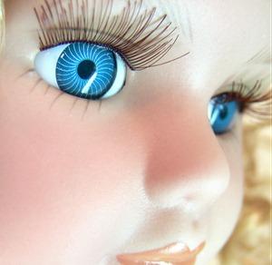 Pocelain Doll Lashes