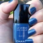Les Jeans de Chanel Blue Boy Swatches