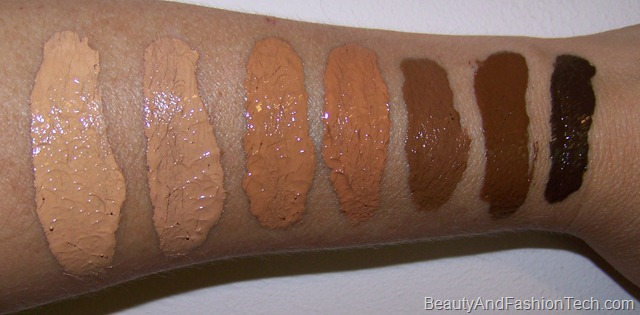 Mac matchmaster foundation swatches and review beauty and fashion tech mac matchmaster foundation swatches publicscrutiny Choice Image