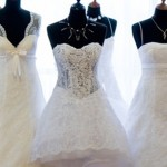 Hot Off the Runway: Two Tier Wedding Gowns for 2012