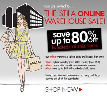 stil warehouse sale