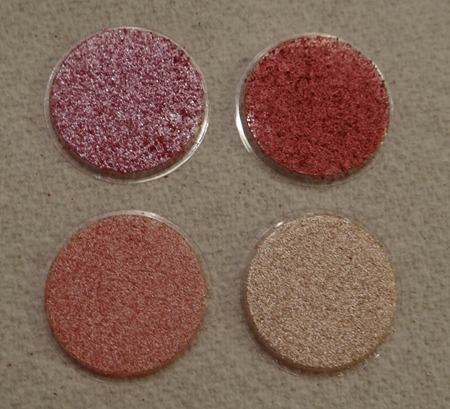 MAC Vera Strawberry Patch Pigments