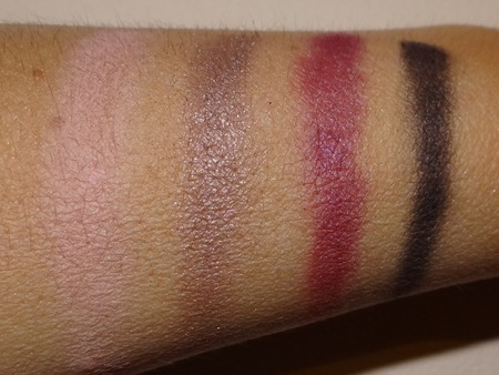 Shop MAC Swatches Shop and Drop Eye Shadow Quad