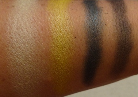 Shop MAC Colour Added Eyeshadow Swatches