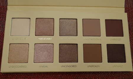 LORAC Unzipped Palette Photo