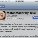 L'Oreal True Match Matchmaker App and Makeup Review