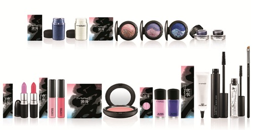 MAc Cosmetics Chenman Collection