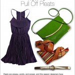 How To Pull Off Pleats From Marshalls