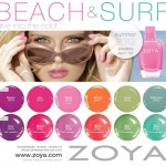 Zoya Beach and Surf Summer Collection