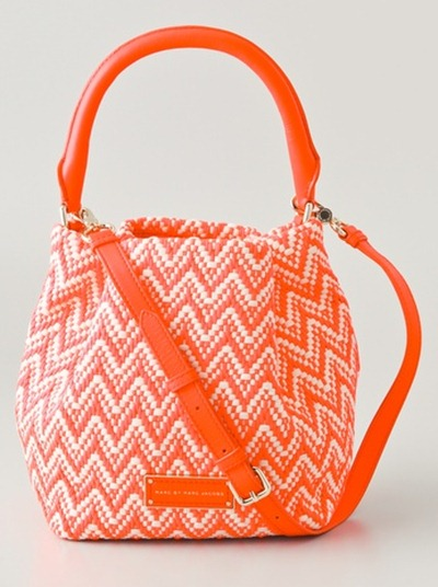 Marc by Marc Jacobs Tangerine Bag