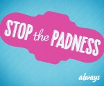 Always Stop The Padness logo