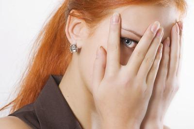 redhead complexion