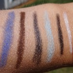 MAC Beth Ditto Collection Swatches