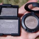 Makeup Wars: MAC Satin Taupe Swatches