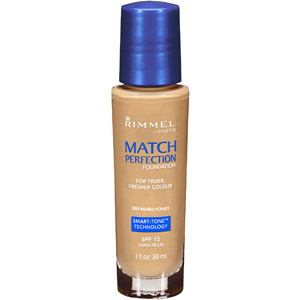 Rimmel Perfect Match Foundation Review