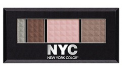 NYc Chelsea Chic Eyeshadow Review