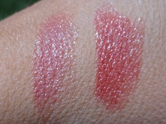 MAC Heavenly Creature Lipstick Swatches