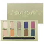 Transition to Fall With The Stila In The Garden Palette