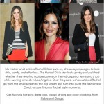 Rachel Bilson Casual and Chic Style