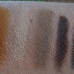 MAC Carine Roitfeld Jungle Camouflage Swatches, Review, and Video
