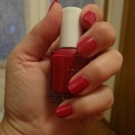 Essie Plumberry and A Cut Above Nail Polish Swatches