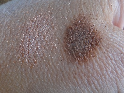 MAC Face and Body Swatches Pigments