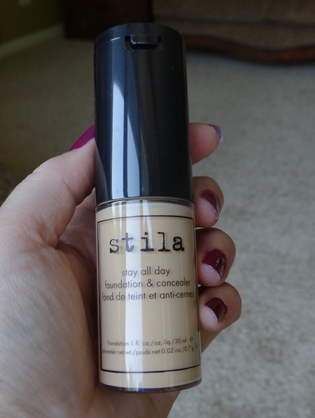 Stila Stay All Day Review