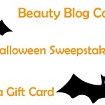 Halloween $500 VISa Gift Card Giveaway