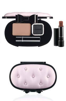 MAC holiday Al lFo rGlamour-Touch Up Kit Dark