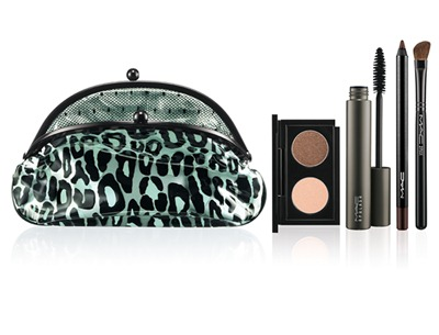 MAC Holiday 2012 Fabulousness Primped Out Eye Look Bag Sensual Peach