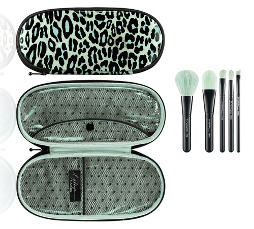 MAC Fabulousness Primped Out Advanced Brush Kit