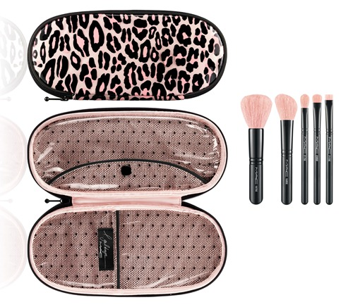 MAC Holiday Essential Brush Kit 2012