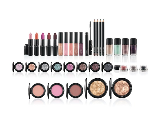 MAC Glamour Daze Collection Holiday 2012 Products