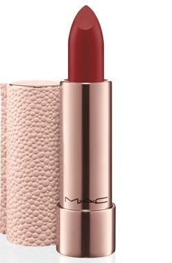 MAC Making Pretty Lipstick Runaway Red
