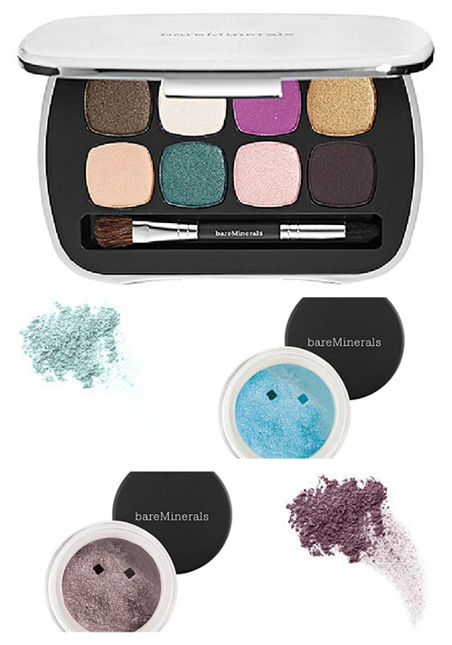 Bare Minerals Eye Shadows