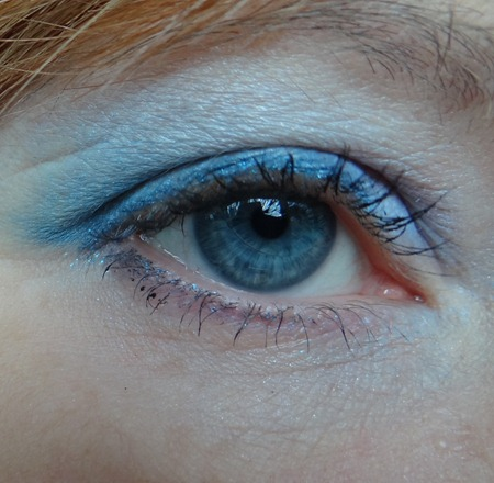 Blue Shadow Swatch