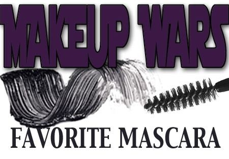 Makeup Wars Favortie Mascara 1