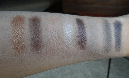 Tarte Amazonian Clay Call of the Wild Swatches