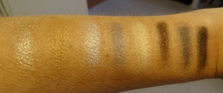 Too Faced Glamour to Go Swatches