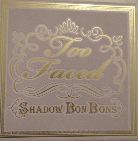 Too Faced Shadow Bon Bons Case