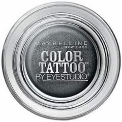 Maybelline Color Tattoo Audacious Asphalt