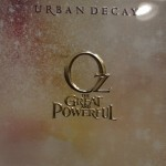 Urban Decay Glinda Swatches